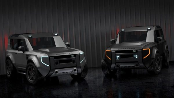 Land Rover 有意推出 Baby Defender !?